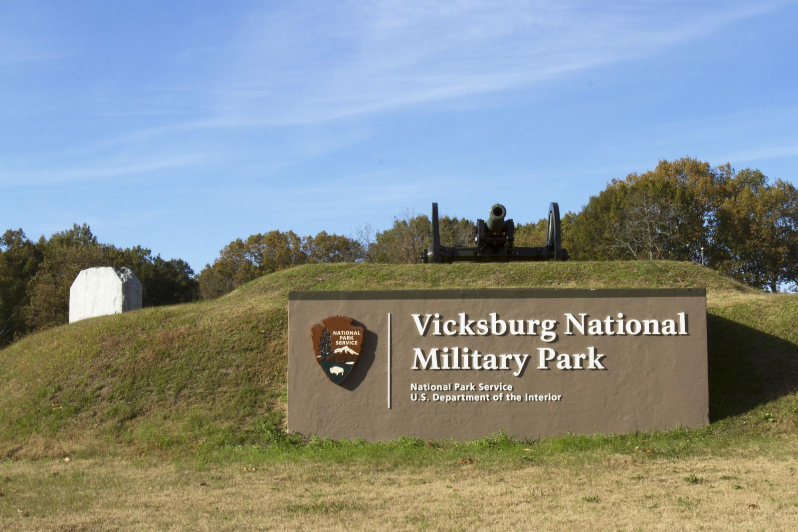Vicksburg Mississipi RV park
