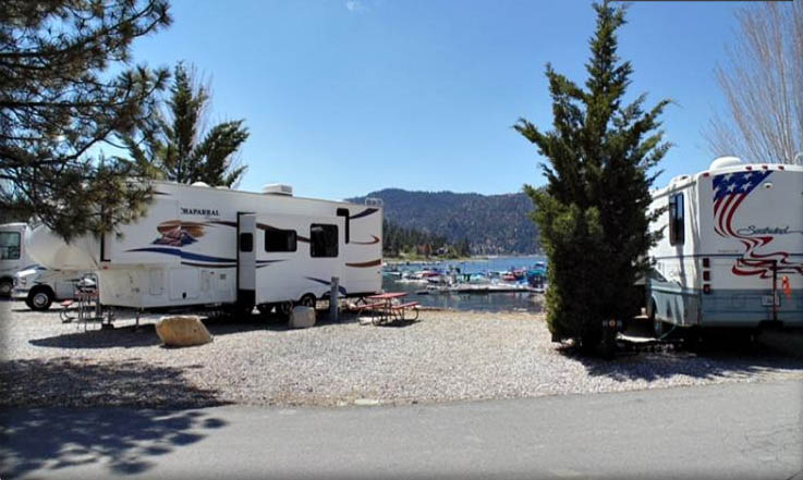 holloways rv park big bear lake