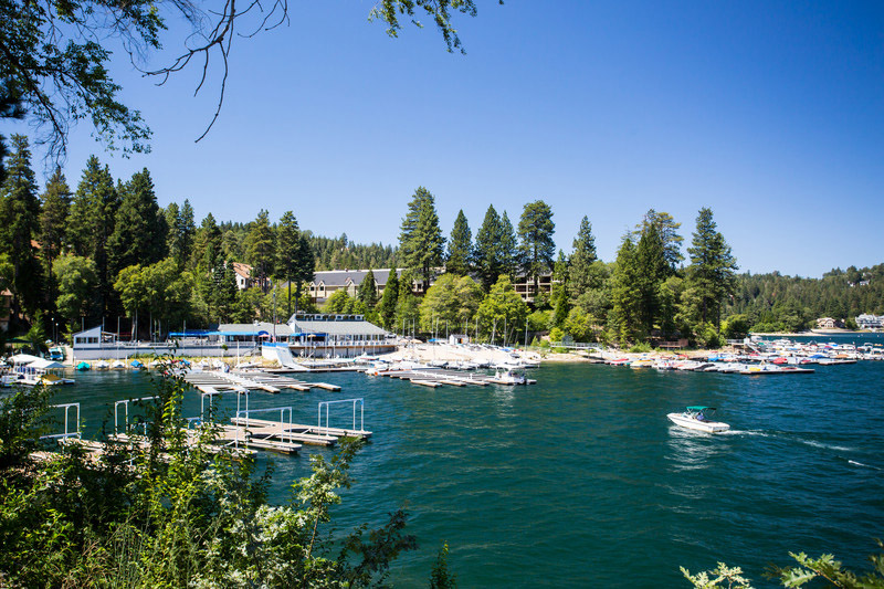 rv camping lake arrowhead la