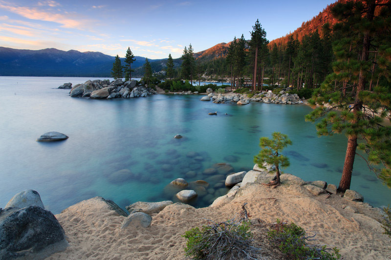 rv camping near lake tahoe