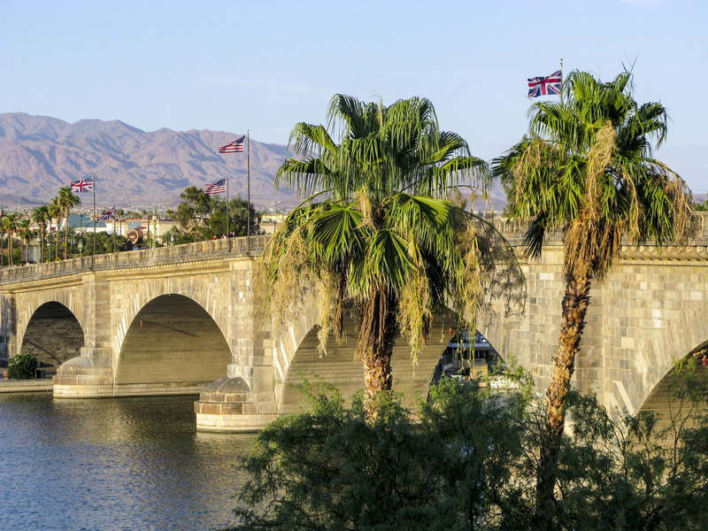 rv camping lake havasue