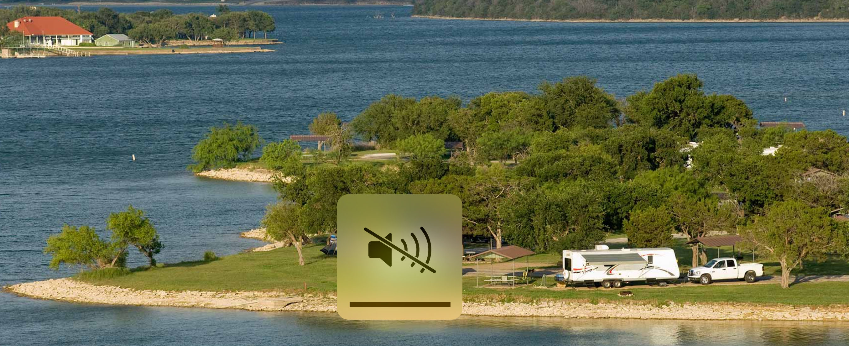 rv camping possom lake texas