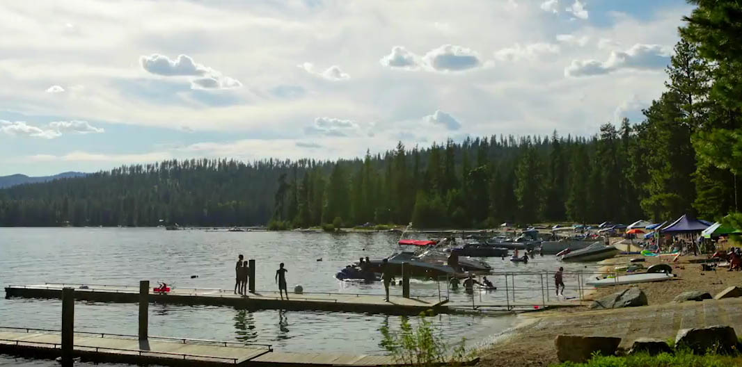 rv camping priest lake idaho