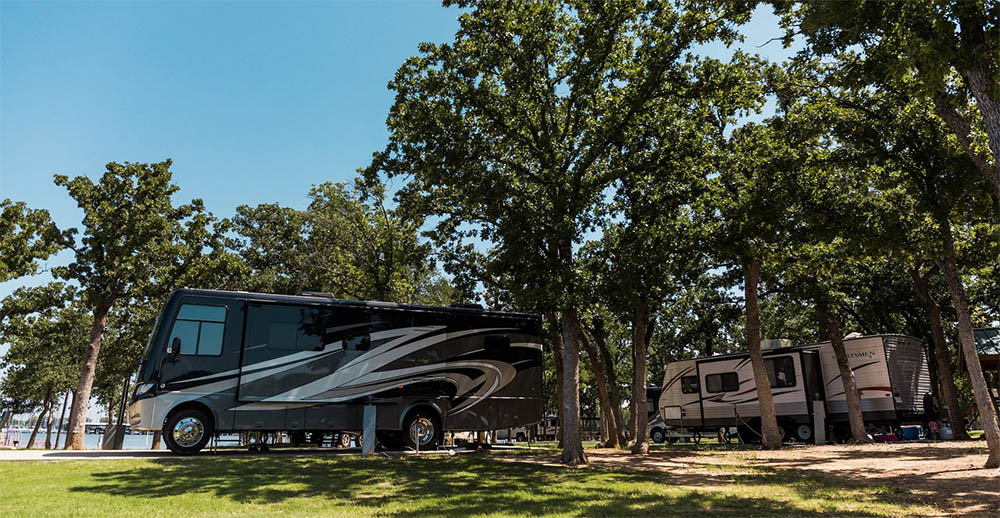 lake conroe texas rv camping