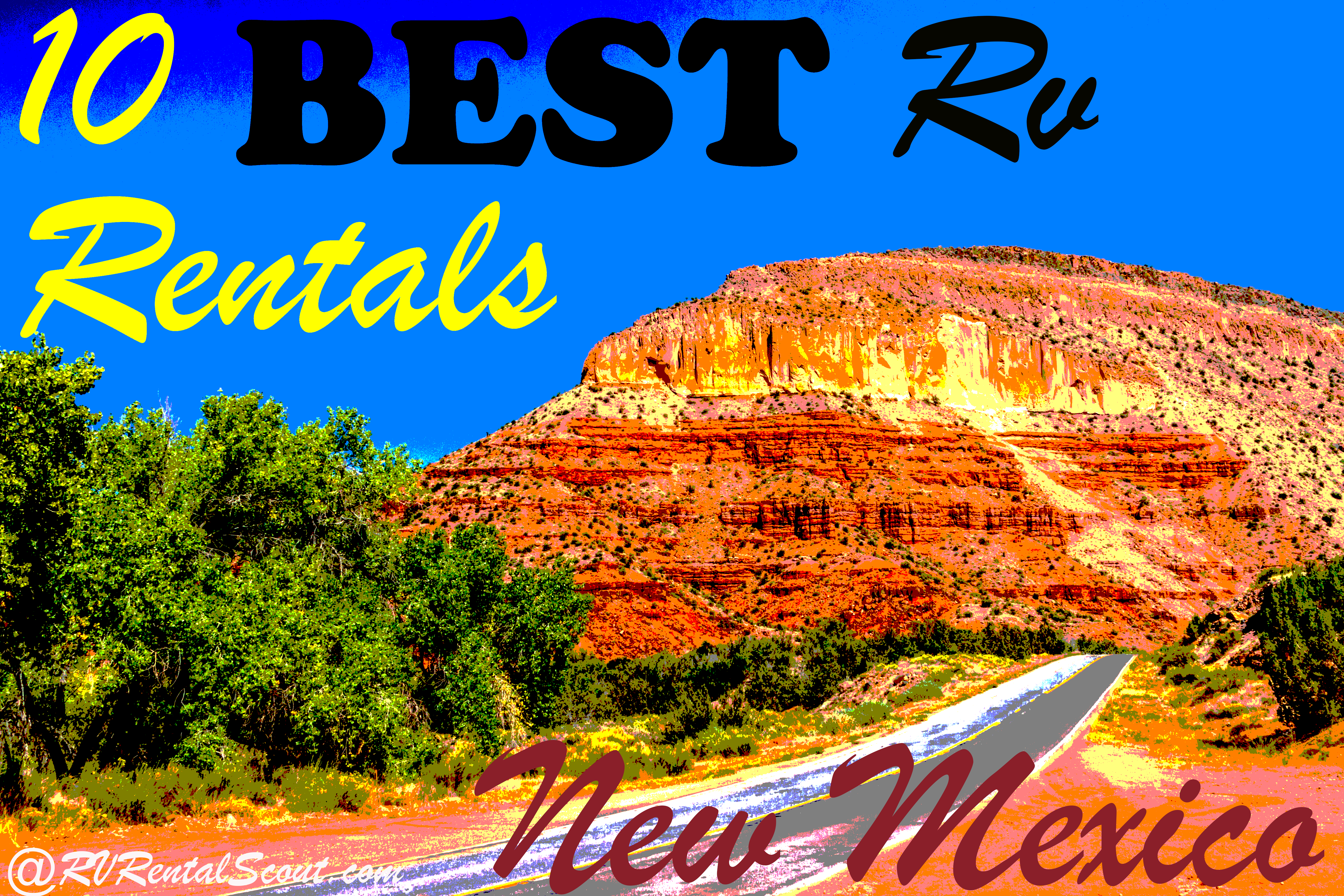10 Best RV & Camper Rentals in New Mexico - RV Scout